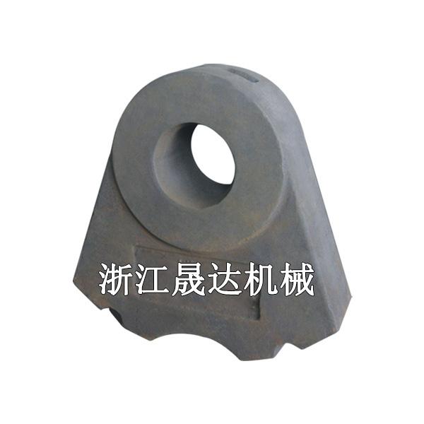 高锰钢锤头